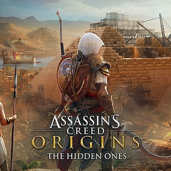 Assassins Creed Origins Will Get a Title Update Along With The Hidden Ones DLC