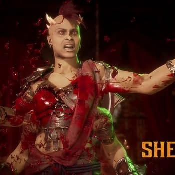 Mortal Kombat 11: Aftermath Introduces You To Sheeva