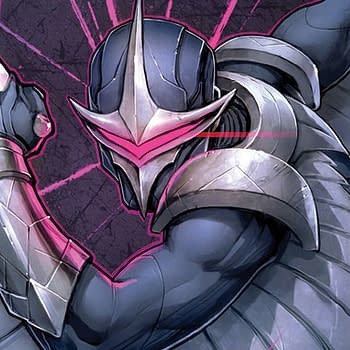 Darkhawk #51 cover by David Nakayama