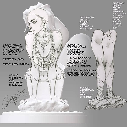 J. Scott Campbell Little Mermaid Statue 5