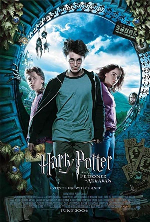 Y a-t-il une scène de sexe secrète dans Harry Potter 3 sur la carte du maraudeur?