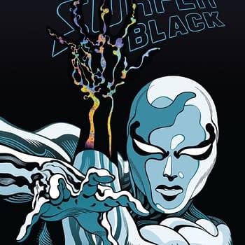 Silver Surfer Black #1 Preview