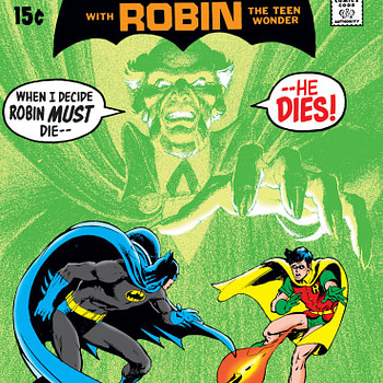 DC Comics Gets in On That Facsimile Edition Action in August
