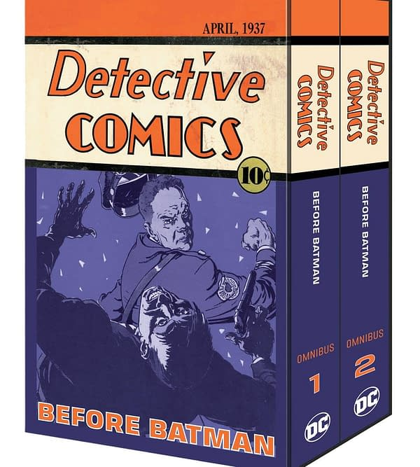 """Detective Comics #1-26 Reprinted At Last, Plus A """"Shocking Revelation"""" Which Will Rewrite DC History"""