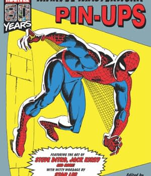 Marvel Silver Age Pin-Up Collection Will Launch New Line of Marvel Hardcovers at Yoe Books