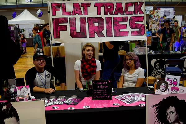 14 Moriah Hummer and the Flat Track Furies