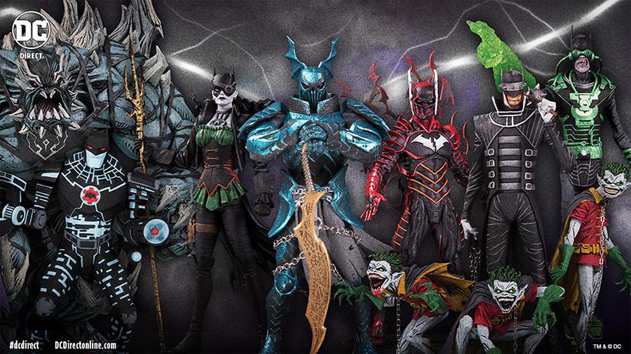 DC Direct a créé de nouveaux arrière-plans Zoom sympas.