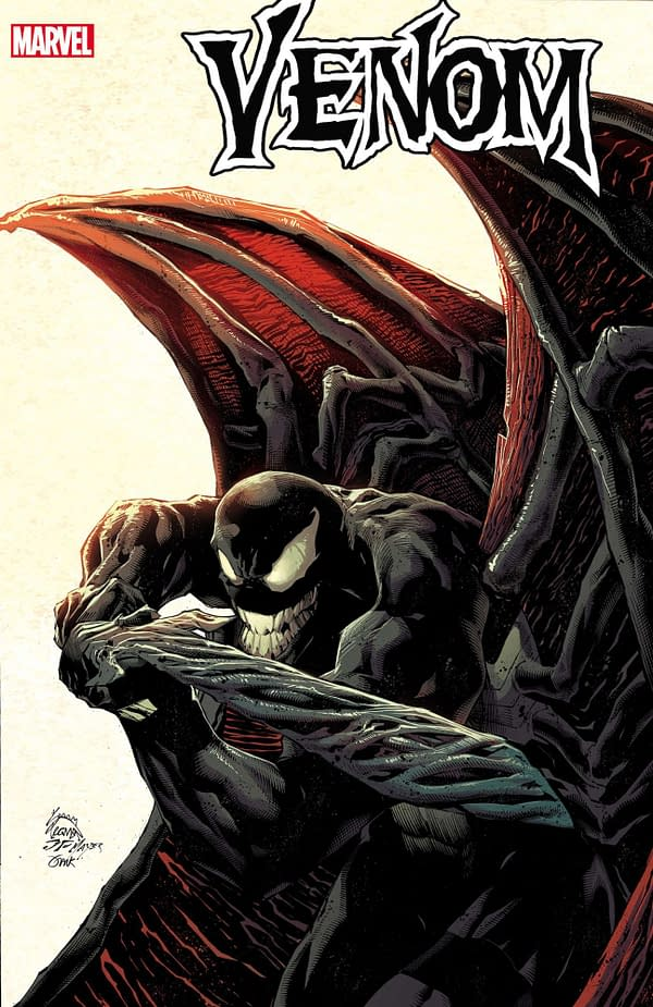 Venom Celebrates 25th-issue Anniversary with $6 Price Tag, Variant Bonanza