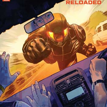 "REVIEW: Hardcore Reloaded #4 -- ""A Recipe For High Octane Excitement"""