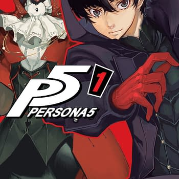 """Persona 5"" Volume 1: A Faithful Adaptation of the Heady Role-Playing Videogame [Review]"
