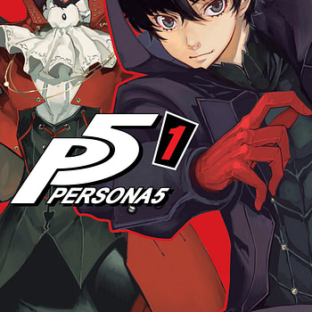 """""""Persona 5"""" Volume 1: A Faithful Adaptation of the Heady Role-Playing Videogame [Review]"""