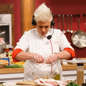A look at episode 4 of Worst Cooks in America: Celebrity Edition (image: Food Network).