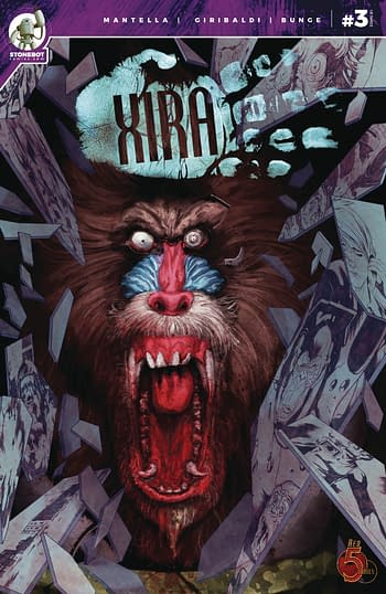 Riptide Draken Launches in Red 5 Comics September 2020 Solicits