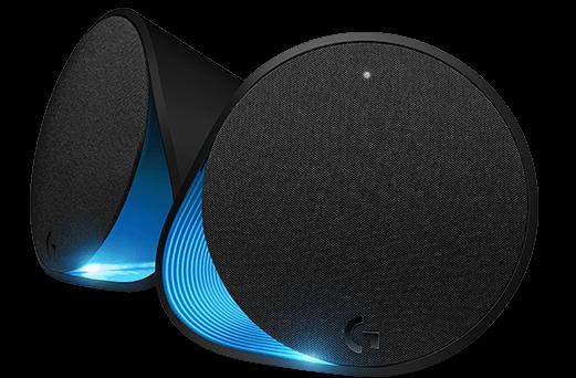 Musical Light Show: We Review Logitech's G560 Lightsync Speakers
