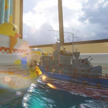 World Of Warships April Fools 2020-5