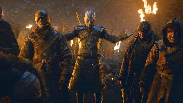 'Game of Thrones' Night King Vladimír Furdík Speaks; Motivation, Training, [SPOILERS]