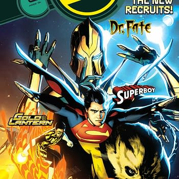 Legion Of Super-Heroes #6 Review -- Here Comes Adventure