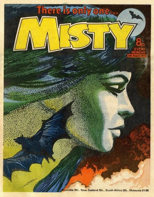 Misty by Shirley Bellwood