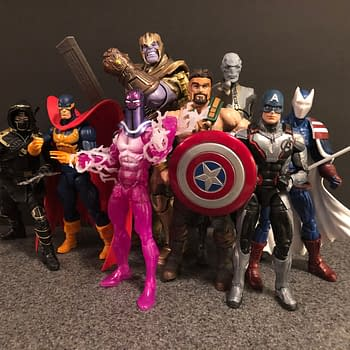Marvel Legends Avengers: Endgame Wave is Pretty Great