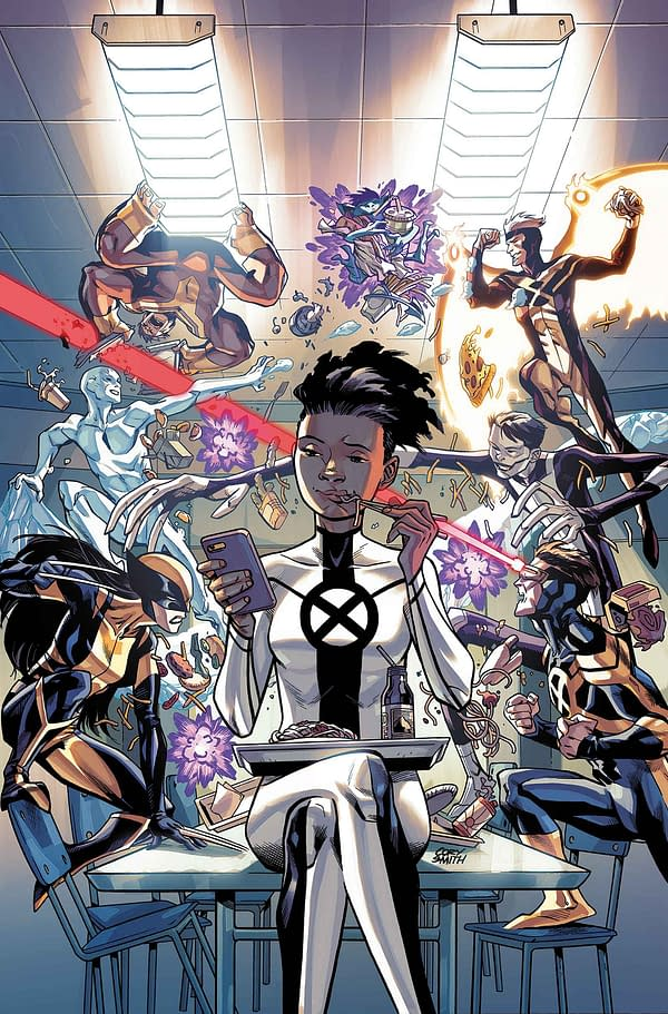 All New X-Men Annual #1 cover by Cory Smith & Andres Mossa