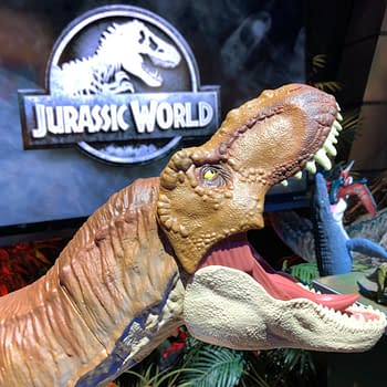 Toy Fair New York: Mattel Shows off New WWE Barbie Batman Jurassic World Polly Pocket and More