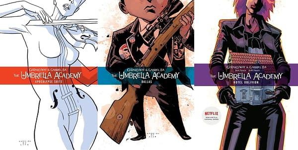 Umbrella Academy Comics Top Amazon Charts As Netflix Season 2 Drops