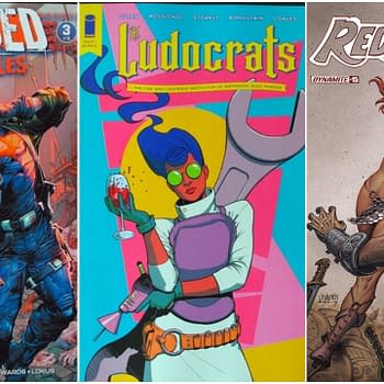 Lots of DC, Ludocrats, & Red Sonja? The Back Order List 5/20/2020
