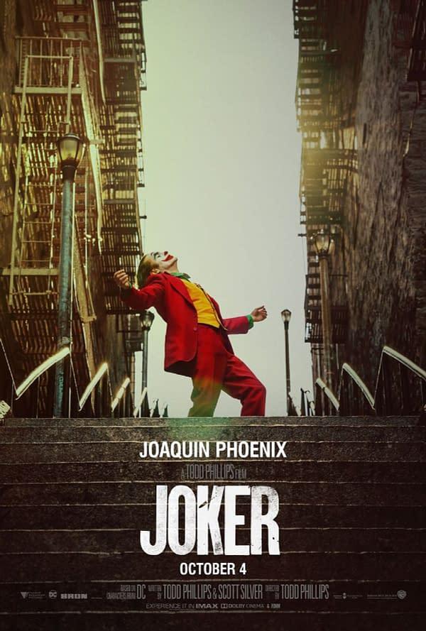 'Joker' Has Now Grossed $1 Billion Globally