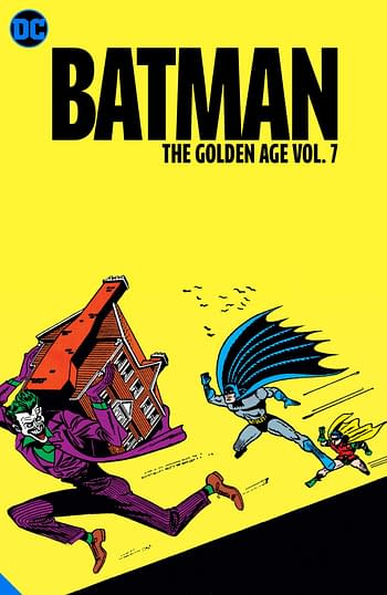 Crisis and Companions, DC Comics Omnibus and More Big Books in 2021.