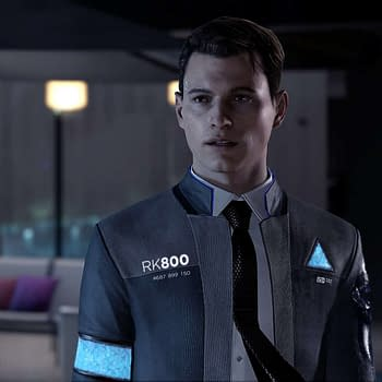 Detroit: Become Human game still