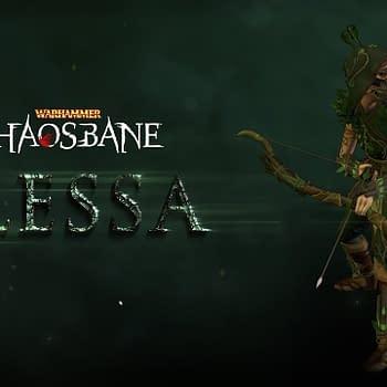 Warhammer: Chaosbane Shows Off New Footage of Wood Elf Elessa