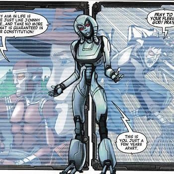 Machine Man 2020