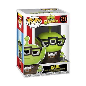 Funko Is Beaming in New Pixar Alien Remix Pop Vinyl Series