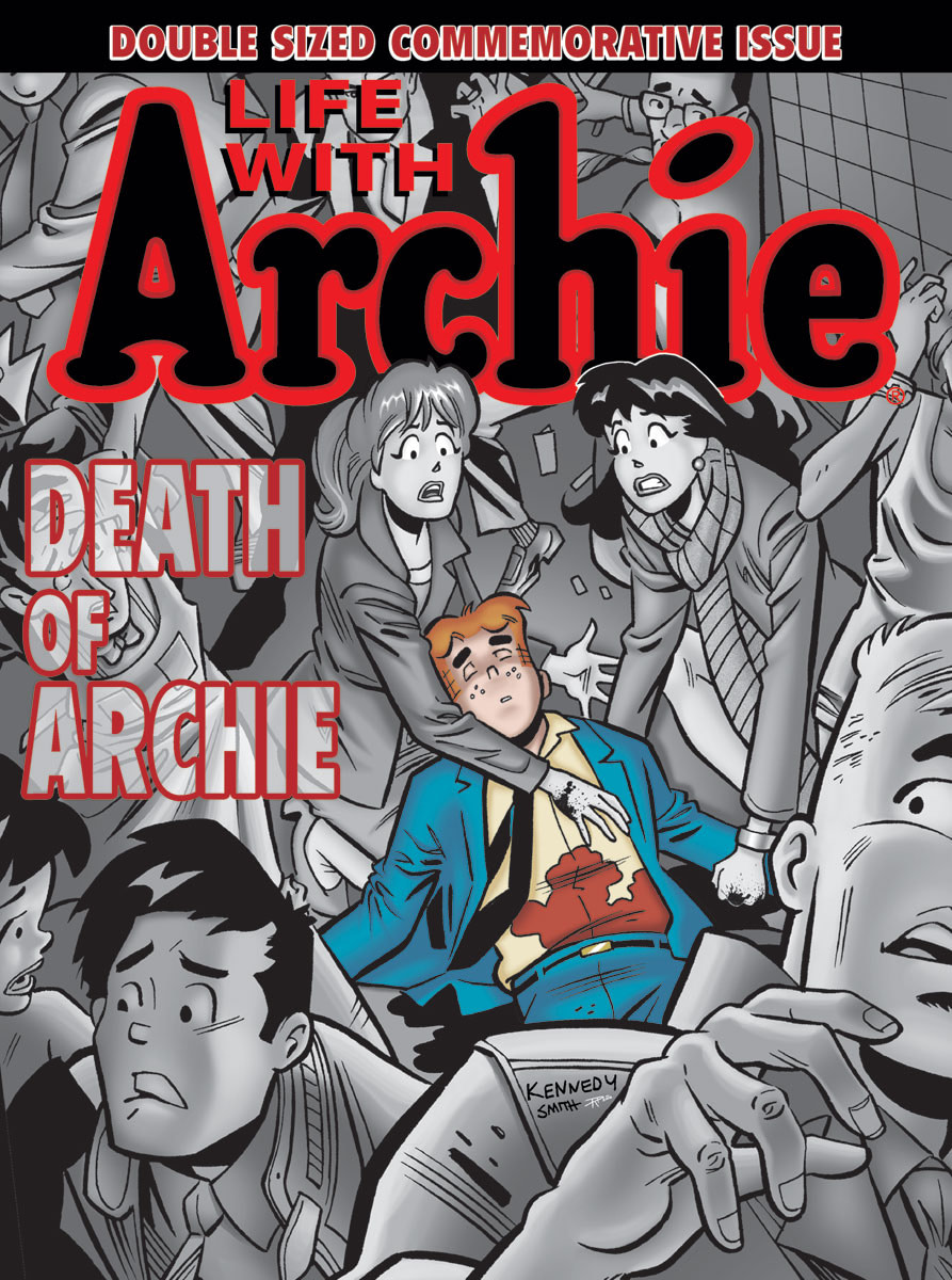 LifeWithArchie_36_Magazine2ndPrint