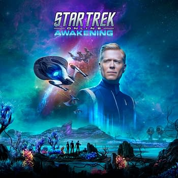 """Star Trek Online: Awakening"" Arrives on PS4 & Xbox One Today"