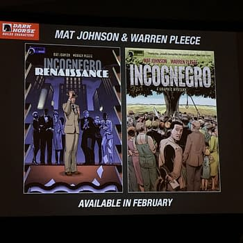 Incognegro Gets Prequels And Sequels From Berger Books With Incognegro: Renaissance In February