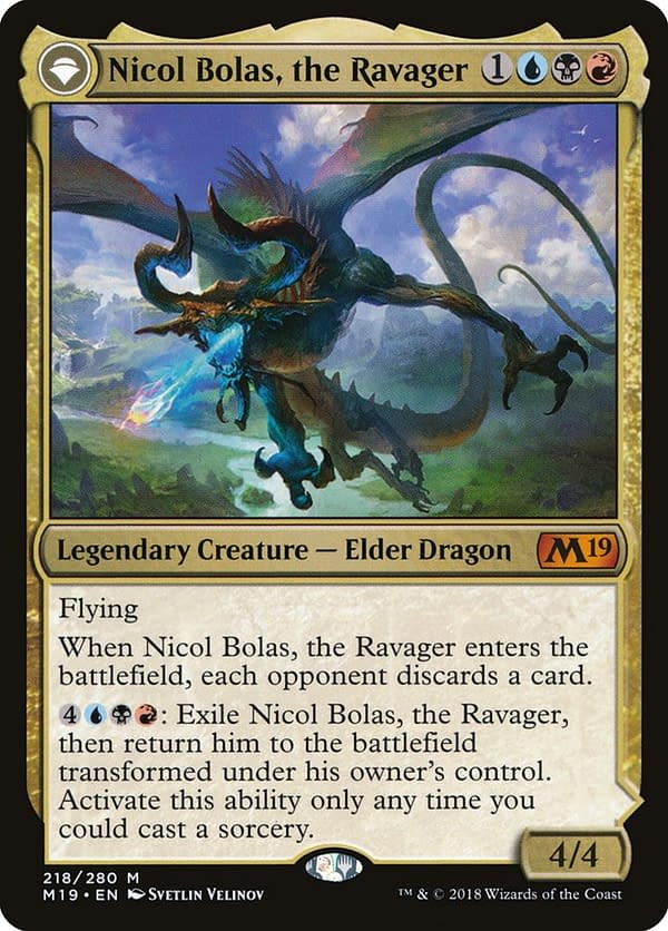 """Nicol: The Bolasing"" Deck Tech Series, Part 4 - ""Magic: The Gathering"""