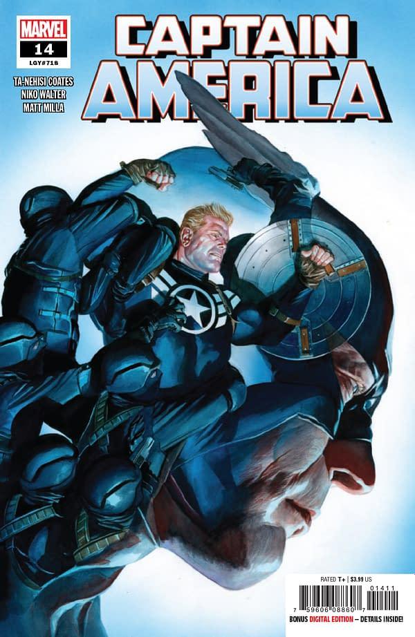 Captain America Vs Toxic Masculinity