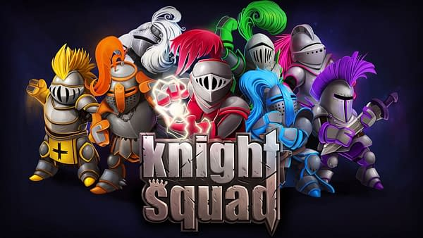 Knight Squad Is Now Available On Nintendo Switch