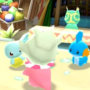 Fans have created a fan Pokémon Mystery Dungeon English translation.