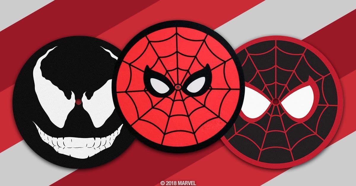 Spider Man Spider-Verse Slip Mats