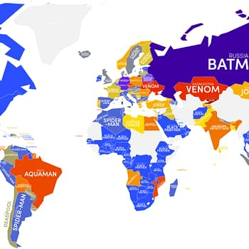 America's Favourite Superhero Movie Is Black Panther, Britain's Is Captain Marvel