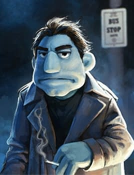 'The Happytime Murders' concept art from 2012