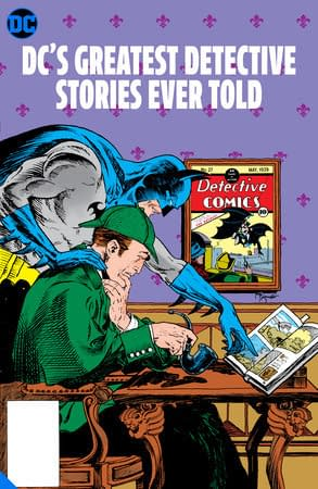 DC's Greatest Detective Stories, one of many DC Big Books in 2020 and 2021