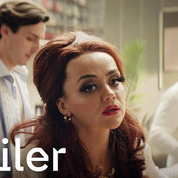 Trailer For Channel 4's New Drama, Adult Material - Warning, It Contains Adult Material