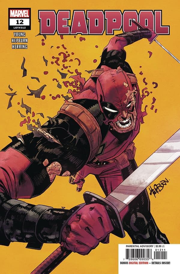How Deadpool's @#$% Got a Major Power Upgrade [X-ual Healing 5-1-19]