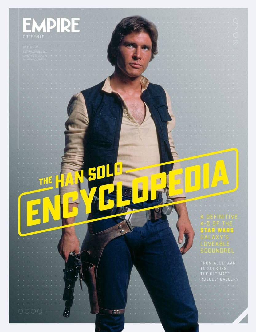 Han and Chewie are on the Cover of Empire for Solo: A Star Wars Story