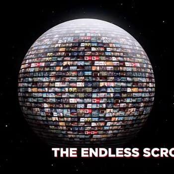Saturday Night Live Exposes Netflixs Sinister Endless Scroll Agenda