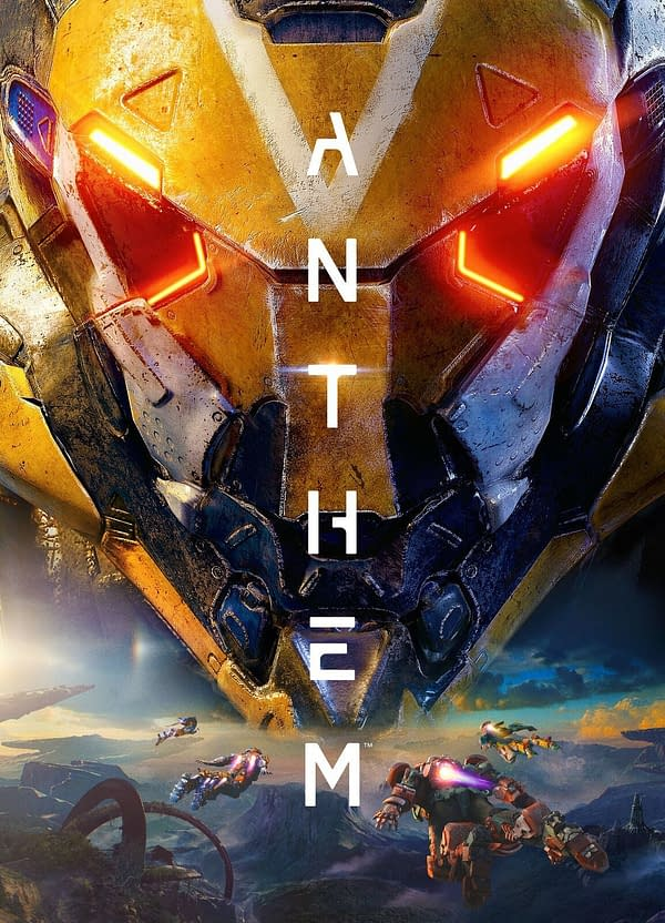 BioWare is Holding an Anthem Livestream Tomorrow