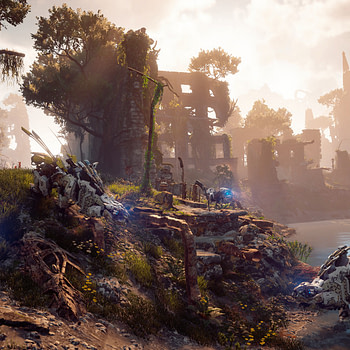 """Horizon Zero Dawn"" is Officially Coming to PC"